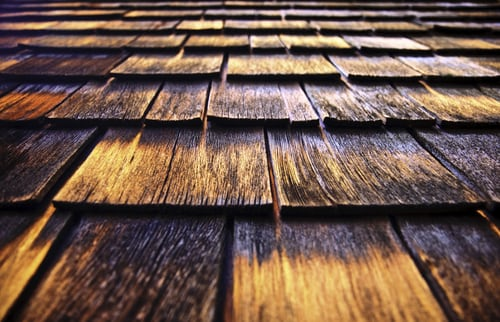 wooden shingles eco roofing